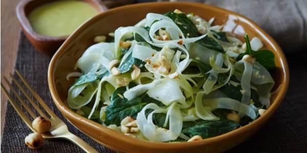 insalata rucola finocchi