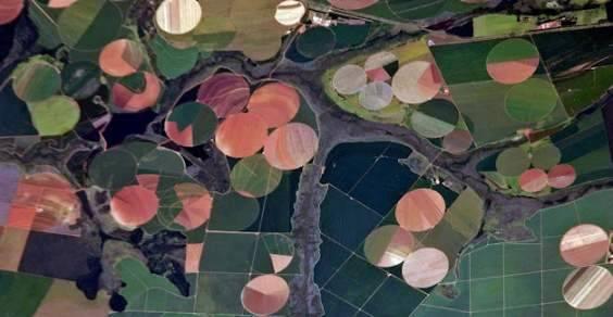 irrigazione pivot