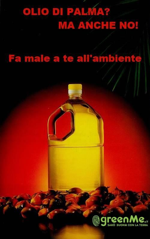 olio di palma greenme