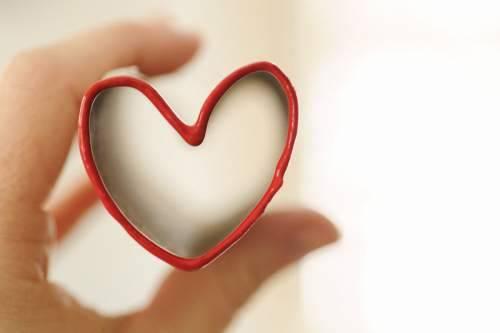 stampini cuore