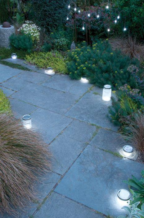 Luce Per Esterno Senza Corrente.10 Lampade E Lampioni Da Giardino Eco E Fai Da Te Greenme It