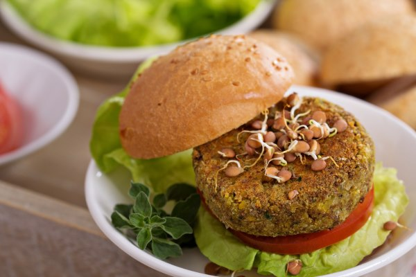 burger lenticchie