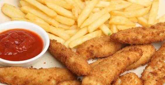 cibo fast food