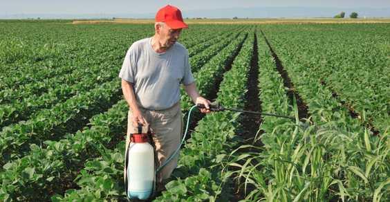 contadini sla pesticidi