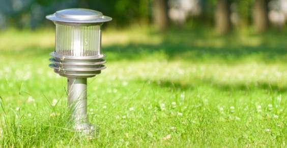 10 lampade e lampioni da giardino eco e fai da te Lampade da esterno da terra ikea