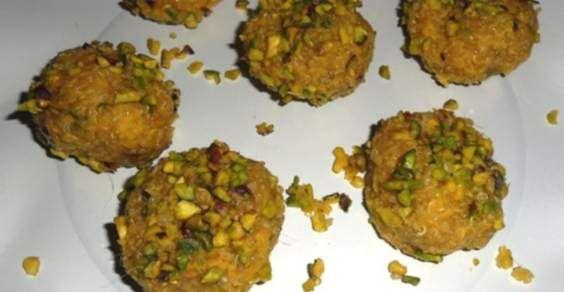 praline di quinoa