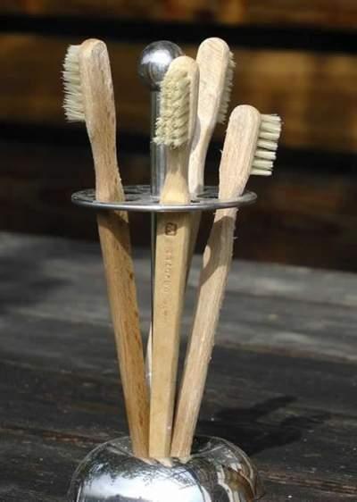spazzolino legno
