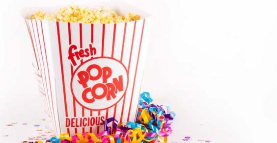popcorn microonde