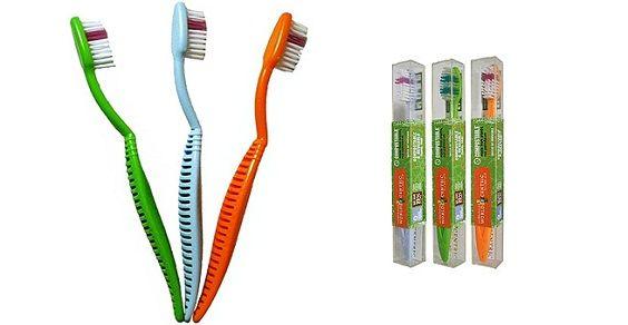 spazzolino compostabile