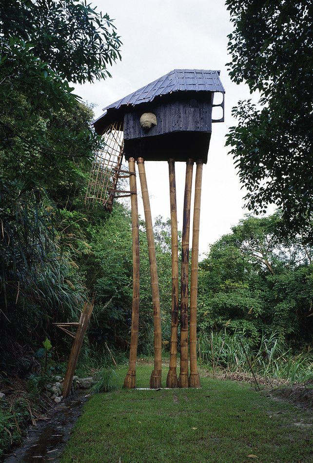Terunobu-Fujimori-Irisentei-Teehaus