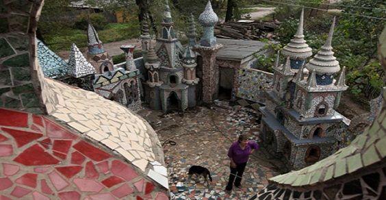 castello rifiuti