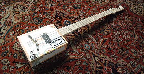 chitarra sigari