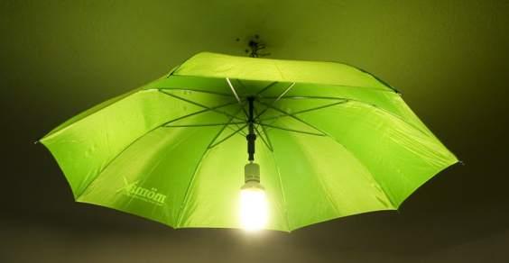 lampadari ombrello hm