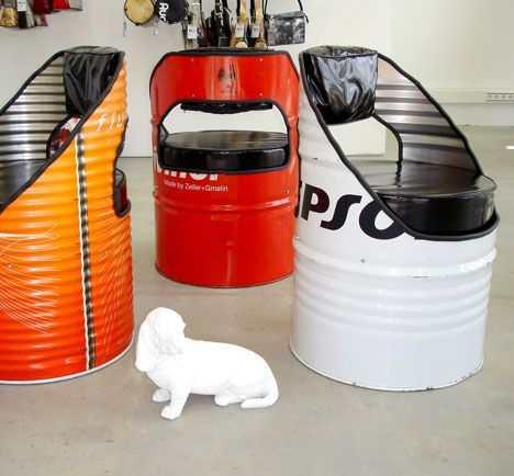 riciclo barili petrolio 1