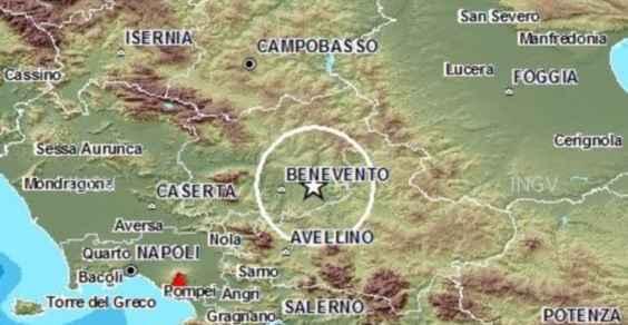 terremoti Sannio