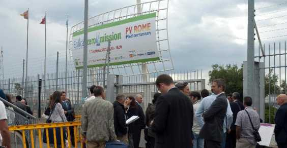 zero emission rome