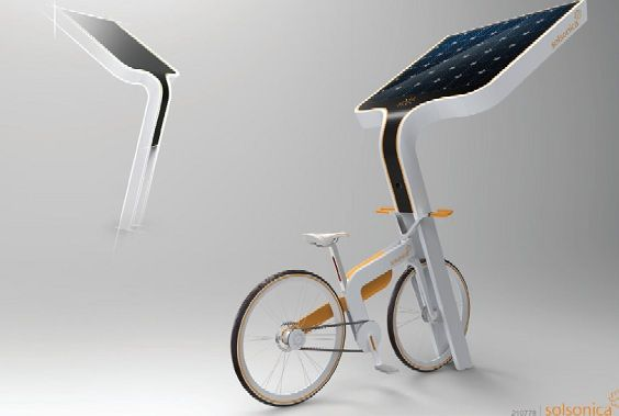 Eco Bike Design Contest 2012 primo premio