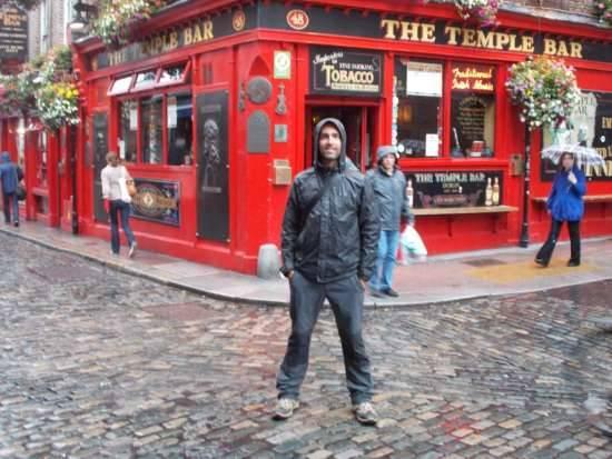 Io al The Temple Bar