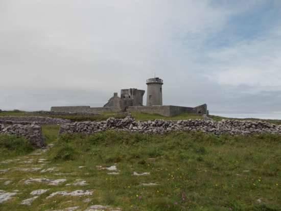 Torretta sullisola di Inishmore