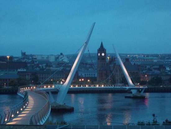 Vista di Derry