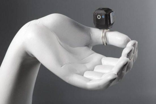 anello cubo
