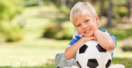calcio bambini erbicidi
