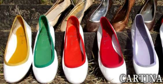 buy online 53c43 dee5b Cartina: le scarpe di carta riciclata impermeabile made in ...