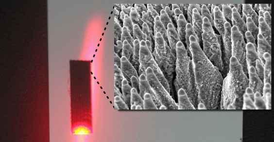 celle silicio nero