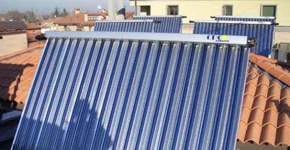 conto solare termico