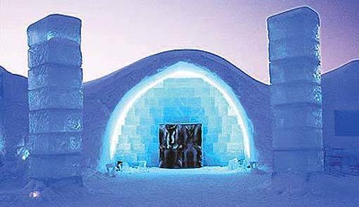 icehotels Svezia