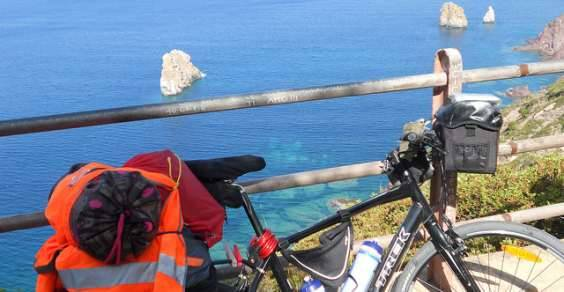 sardegna bicicletta