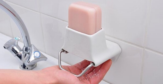 soap flakes sapone solido