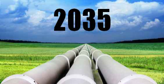 2035 petrolio rinnovabili