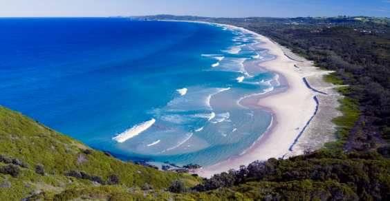 Byron Bay cover