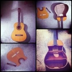 chitarra mensole