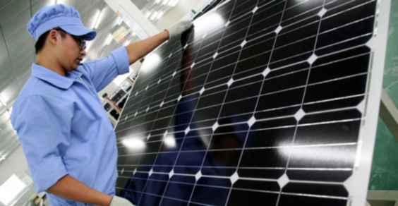 cina fotovoltaico