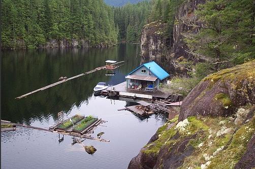 float cabin2