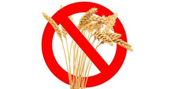 gluten free senza glutine