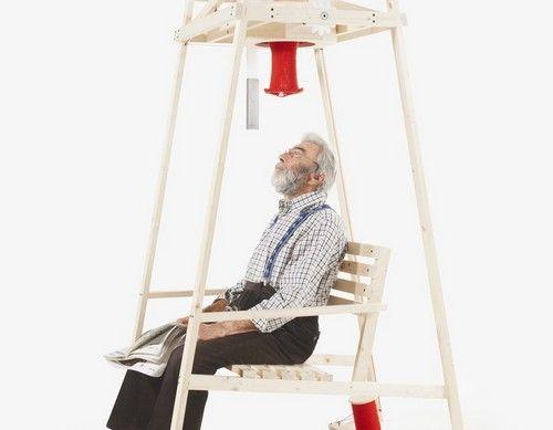 knitting rocking chair 2