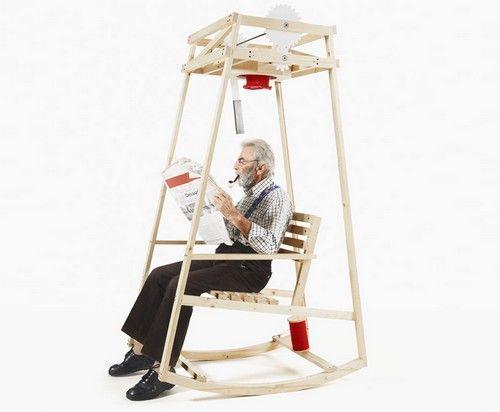 knitting rocking chair 3
