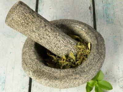 dolcificante alla stevia fatto in casa - ricetta