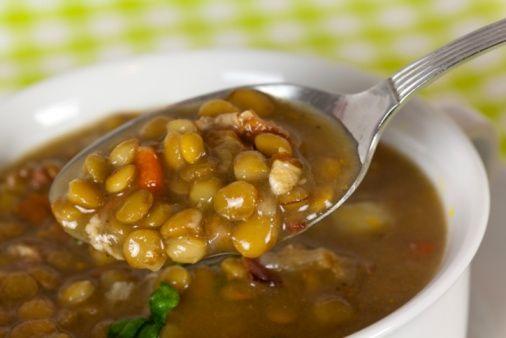 lenticchie cucinate