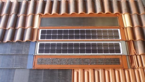 new roof termica e fotovoltaica