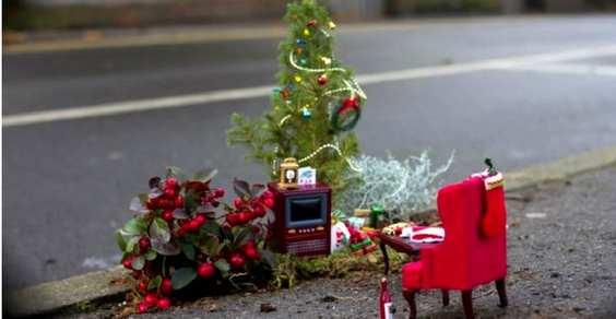pothole gardener christmas