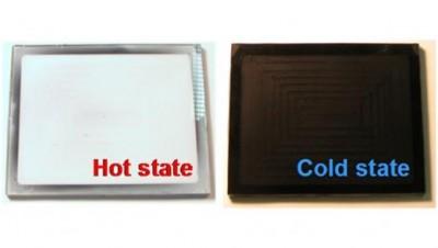 tegola cambia colore
