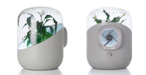 andrea air purifier