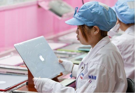 apple fornitori
