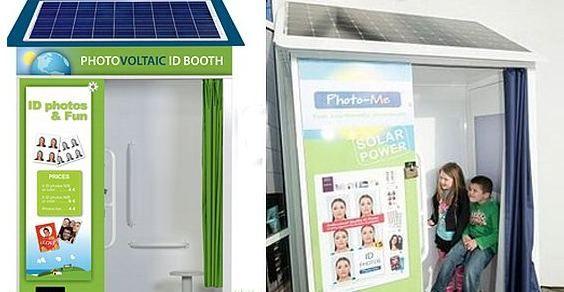 cabina photovoltaica