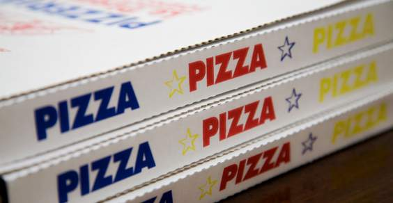cartoni pizza piombo