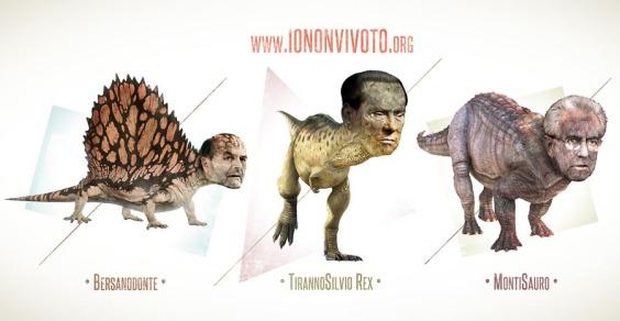 dinosauri politici